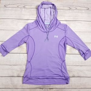 UNDER ARMOUR WOMENS MEDIUM ACTIVE TOP
